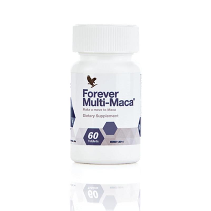 HỦ Forever Multi Maca (#215) - hỗ trợ sức khỏe nam giới, HÀNG MỸ CHÍNH HÃNG