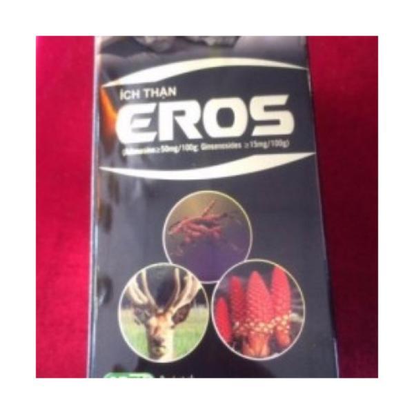 Ích Thận Eros (30 viên/hộp)