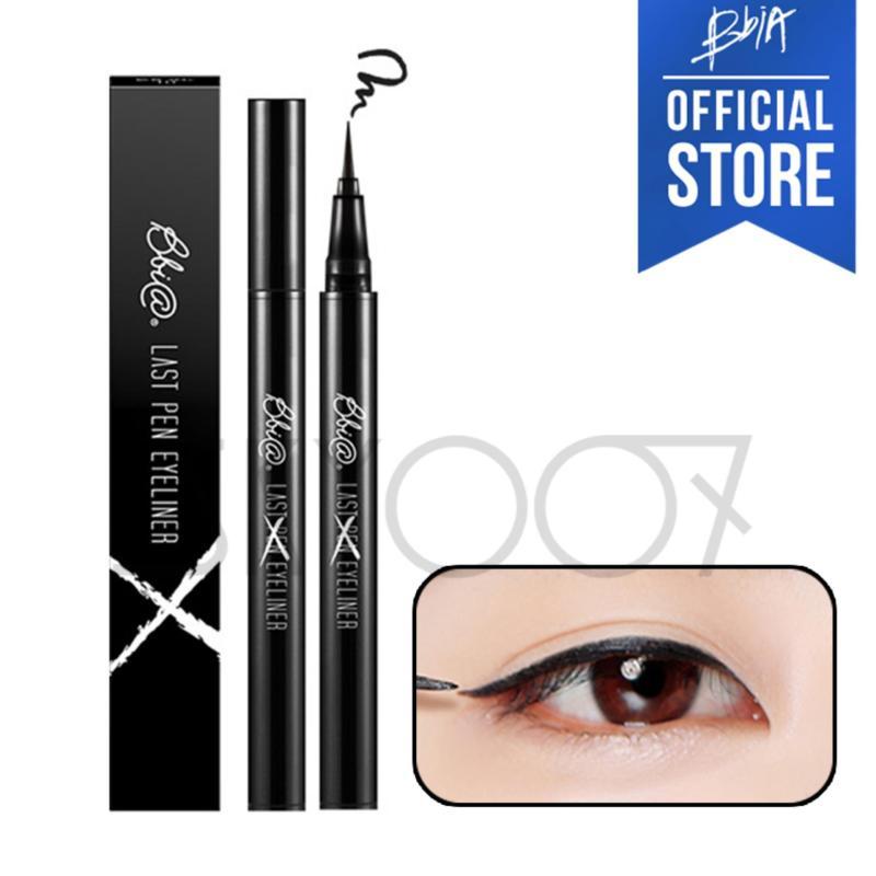 [HO] Kẻ mắt nước lâu trôi Bbia Last Pen Eyeliner - 01 Sharpen Black (Màu đen)