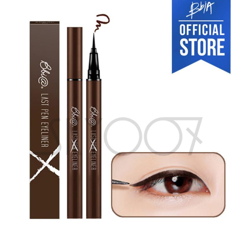 [HO] Kẻ mắt nước lâu trôi Bbia Last Pen Eyeliner - 02 Sharpen Brown (Màu nâu đậm)