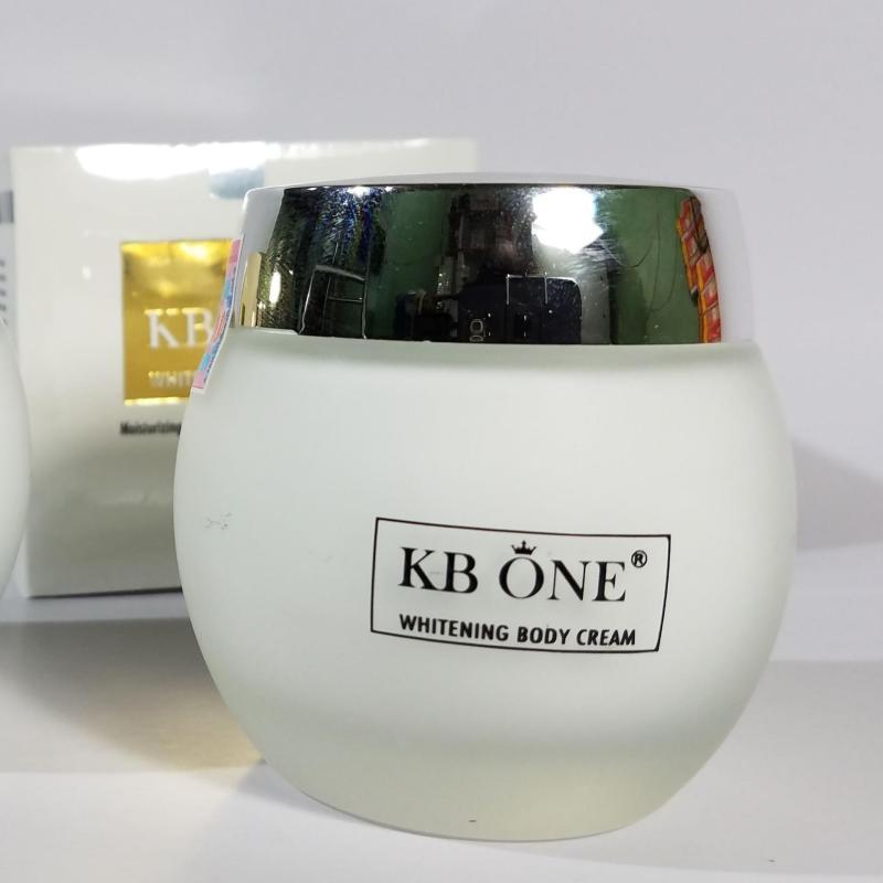 Kem Dưỡng Trắng Da Toàn Thân (Ban Ngày) Body Kbone  - 100Gram [CHÍNH HÃNG 100%] - Kem Trang Da Body Duong Trang Toan Than Kbone cao cấp