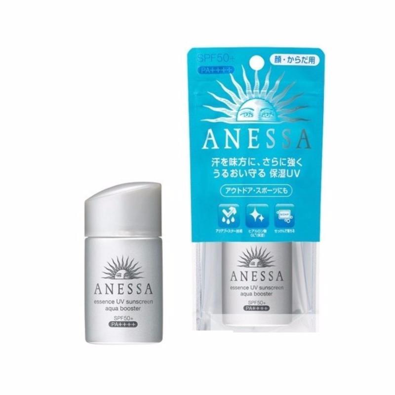 Kem chống nắng Anessa Essence UV Sunscreen Aqua Booster SPF50+ 25gram nhập khẩu