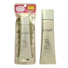 Kem chống nắng đa tác dụng Sugao Air Fit DD Cream SPF 50+ - Nhật Bản