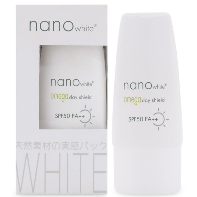 Kem chống nắng dưỡng da Nanowhite 35ml nhập khẩu