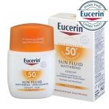 Giá Bán Kem Chống Nắng Eucerin Sun Fluid Spf50 Tốt Nhất