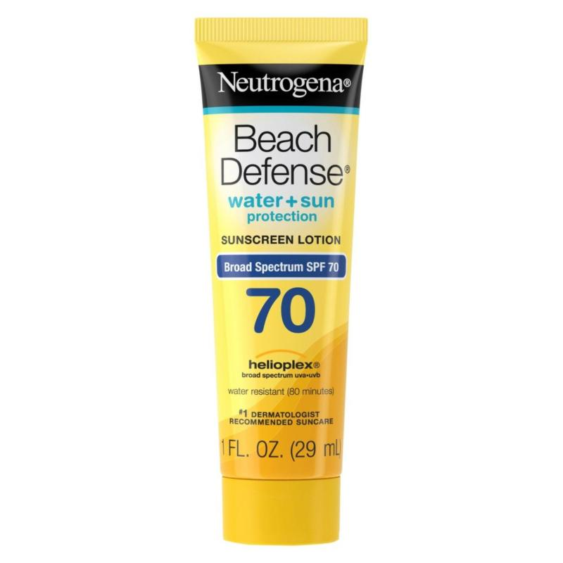 Kem chống nắng không thấm nước Neutrogena Beach Defence SPF 70 29 ml (dành cho cả nam và nữ) nhập khẩu