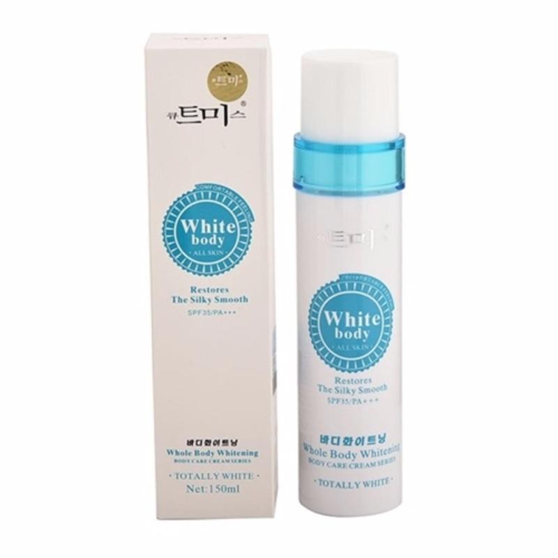 Kem chống nắng làm trắng da White Body All Skill SPF35/PA+++ 150ml - Hàn Quốc nhập khẩu