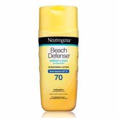 Bán Kem Chống Nắng Neutrogena Beach Defense Sunscreen Lotion Broad Spf 70 198Ml Neutrogena Người Bán Sỉ