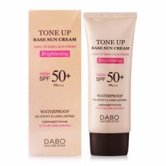 Kem chống nắng Tone Up Base Sun Cream Cao cấp Hàn Quốc 70ml - Hàng Chính Hãng