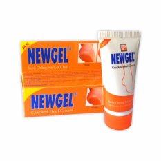 Hình ảnh Kem chống nứt gót chân NEWGEL 20g