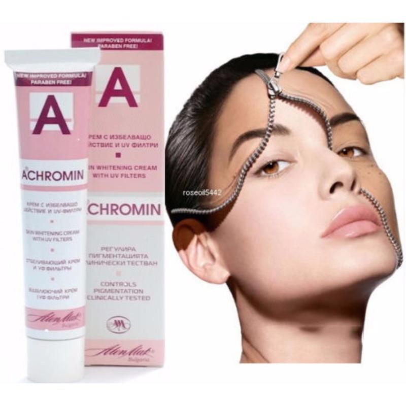 Kem đặc trị nám - tàn nhang - dưỡng trắng Achromin 45ml nhập khẩu