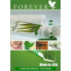 Mã Khuyến Mại Kem Đanh Răng Lo Hội Forever Bright Toothgel Thien Nhien Hang Chinh Hang Forever
