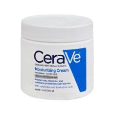 Kem dưỡng ẩm Cerave Moisturizing Cream cho da thường và da khô 453g của Mỹ