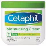Ôn Tập Kem Dưỡng Ẩm Cetaphil Moisturizing Cream 453G Hồ Chí Minh