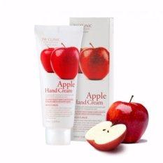 Hình ảnh Kem Dưỡng Ẩm Da Tay 3w Clinic Apple Hand Cream 100ml
