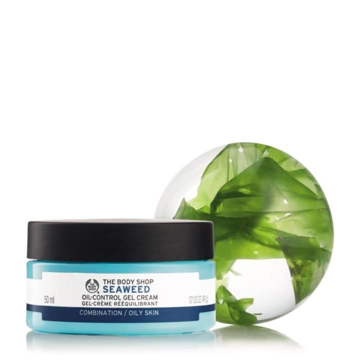 Kem dưỡng ẩm dạng gel THE BODY SHOP Seaweed Oil-Control Gel Cream 50ml