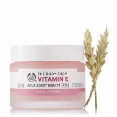 Hình ảnh Kem dưỡng ẩm THE BODY SHOP Vitamin E Aqua Boost Sorbet 50ml