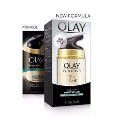 Kem dưỡng da chống lại 7 dấu hiệu lão hóa Olay Total Effects 7 in One Anti-Aging Moisturizer Fragrance-Free 50ml - Dạng Không Mùi
