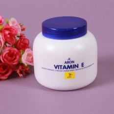 Hình ảnh Kem dưỡng da giữ ẩm Vitamin E hiệu Aron Thái Lan 200g