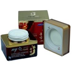 Bán Mua Kem Dưỡng Da Hồng Sam Lam Trắng Chống Lao Hoa My Gold Korea Red Ginseng Aqua Wrinkle Whitening Cream 50Ml Hà Nội