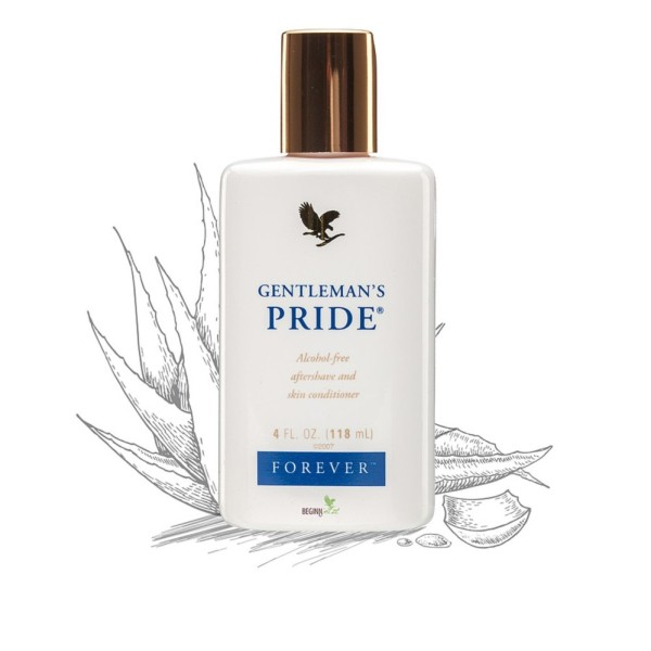 Kem dưỡng da sau khi cạo râu Gentleman's Pride®