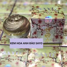 Ôn Tập Kem Dưỡng Da Sayo Hoa Anh Đao 30G