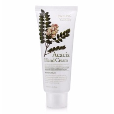 Kem dưỡng da tay chiết xuất cây keo 3W Clinic Acacia Hand Cream 100ml