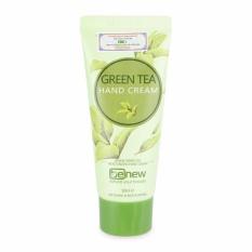 Kem dưỡng da tay Green Tea Moisturizing Hand Cream Hàn Quốc 50ml - Hàng chính hãng