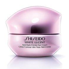 Ôn Tập Kem Dưỡng Giup Lam Giảm Quầng Tham Va Lam Sang Da Vung Mắt Shiseido White Lucent Anti Dark Circles Eye Cream 15Ml Shiseido