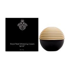 Bán Kem Dưỡng Lam Trắng Da Ngọc Trai Sokiss Royal Pearl Whitening Cream Spf 40 15G Rẻ Vietnam