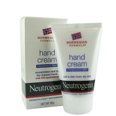 Mã Khuyến Mại Kem Dưỡng Tay Neutrogena Hand Cream Fragrance Free 56G Của Mỹ Trong Hồ Chí Minh