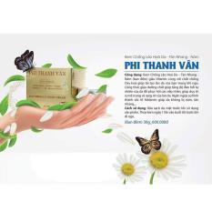 Kem Dưỡng Trắng Da Mặt, Ngừa Nám Tàn Nhang, Ngừa Lão Hóa Phi Thanh Vân 30g (Ban Đêm) nhập khẩu