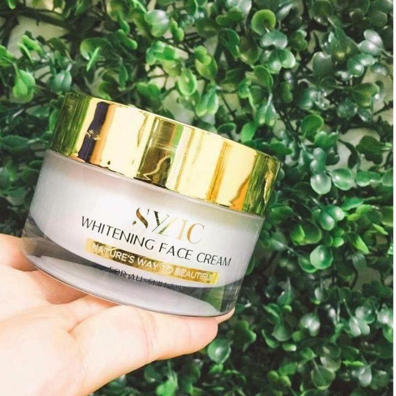 Kem dưỡng trắng da Sylic Whitening Face Cream 50g