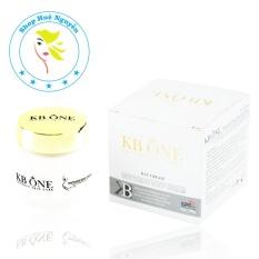 Kem dưỡng trắng da toàn thân ban ngày - KB ONE – 100G