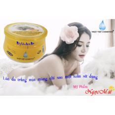 Kem Dưỡng Trắng Da Toan Than Dưỡng Chất Ngọc Trai Đen Sữa Ong Chua Nhật Việt Cosmetics 120G Hồ Chí Minh