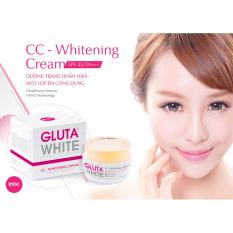 Hình ảnh Kem Dưỡng Trắng Hoàn Hảo Ban ngày GLUTA WHITE CC - Whitening Cream 30gr