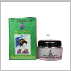 Chiết Khấu Kem Dưỡng Trắng Ngừa Mụn Tham Tai Tạo Da Sắc Net Ngọc Khang 15G Nhật Việt Cosmetics Hồ Chí Minh