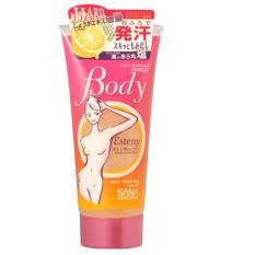 Kem giảm mỡ bụng Esteny Hot Massage Body 240g (hồng)