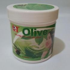 Kem hấp dầu tinh chất trái Olive 1000ml