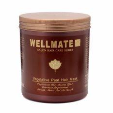 Giá Bán Kem Hấp Toc Cao Cấp Wellmate Salon Hair Care Series Danh Cho Toc Hư Tổn 500Ml