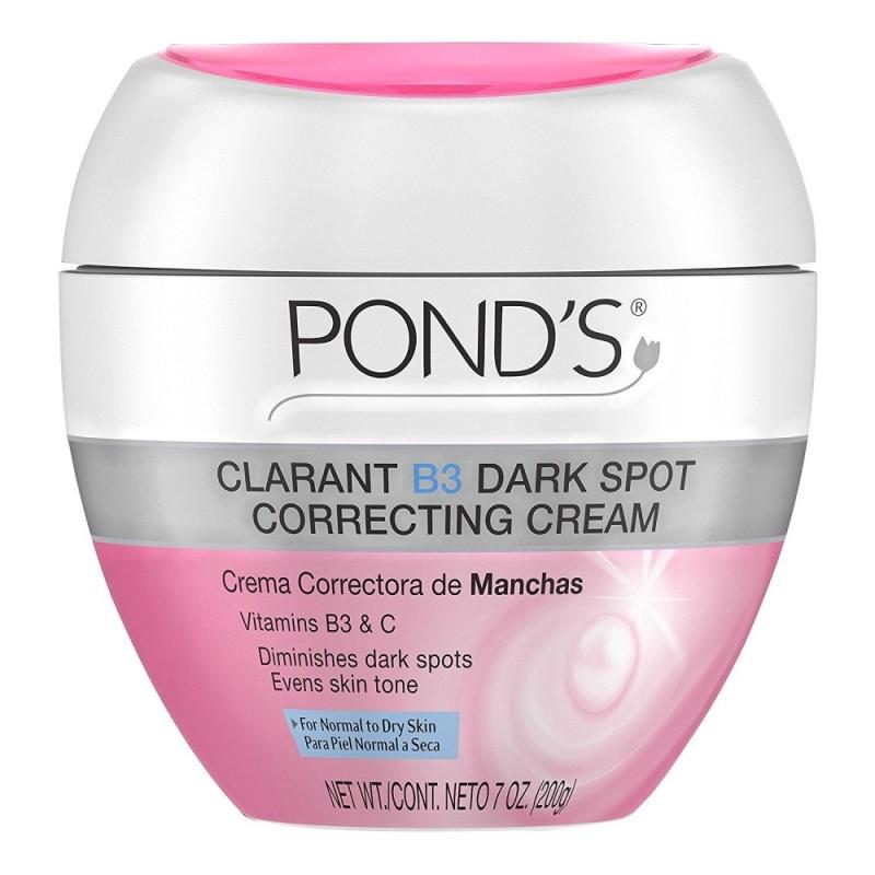 Kem làm mờ vết thâm và dưỡng ẩm da Ponds Correcting Cream 200g (Mỹ) nhập khẩu