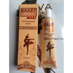 Kem nền Ballet 2000 Tone đào - Che khuyết điểm, dưỡng trắng da