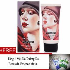 Hình ảnh Kem nền Beauskin EGF Triple Effect Super BB Cream SPF45/PA+++ #23 Natural Beige 50ml (Hàng Chính Hãng) + Tặng 1 Mặt nạ dưỡng da Beauskin Essence Mask