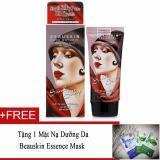 Giá Bán Kem Nền Beauskin Snail Silky Pore Bb Cream Spf45 Pa 50Ml 21 N*d* Beige Tặng 1 Mặt Nạ Dưỡng Da Beauskin Essence Mask Hang Chinh Hang Nhãn Hiệu Beauskin