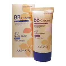 Kem nền chống nhăn da Aspasia 4U Special BB Solution Cream Anti Wrinkle 50ML tốt nhất