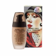 Hình ảnh Kem nền trang điểm cao cấp Beauskin Invisible Pores Facial Foundation #23 Natural Beige 45ml - Hàng Chính Hãng