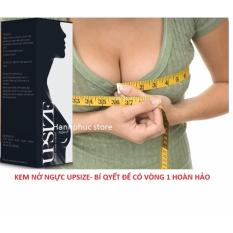 Hình ảnh Kem Nở Ngực Upsize - Bí quyết tăng kích thước vòng 1 an toàn-hiệu quả