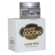 Kem siêu trị mụn thâm mụn sẹo mụn White Doctors Acne pro 25 ml