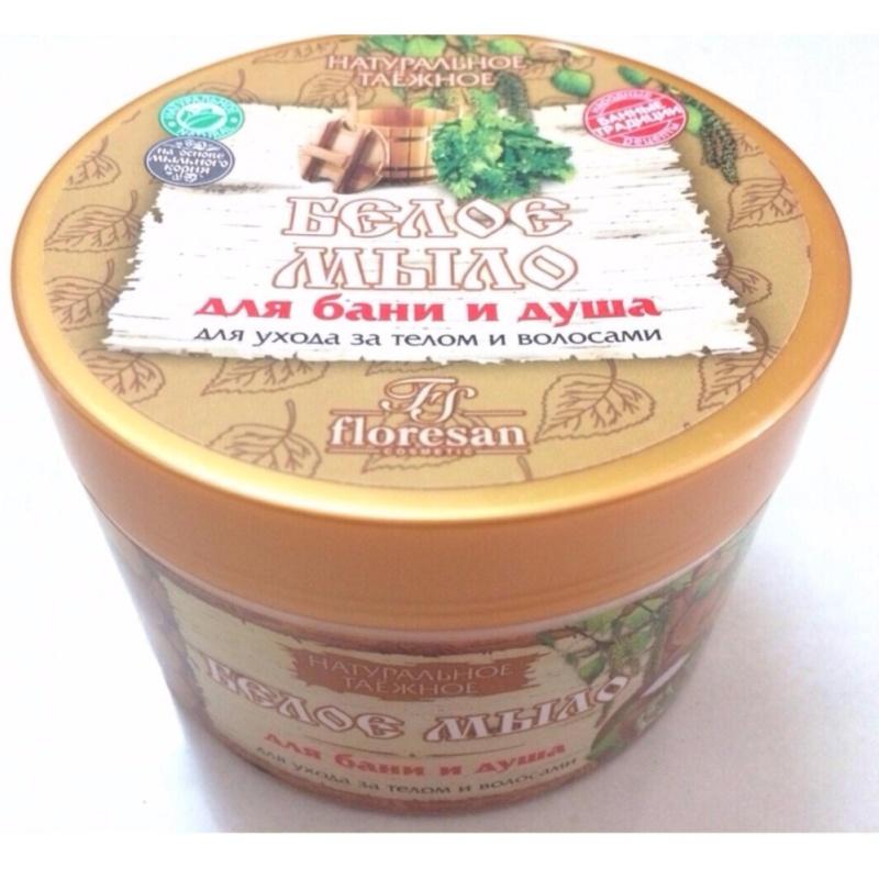 Kem tắm trắng da Floresan - Nga nhập khẩu