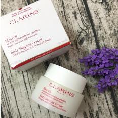 Kem Tan Mỡ Bụng Clarins Body Shaping Cream Rẻ